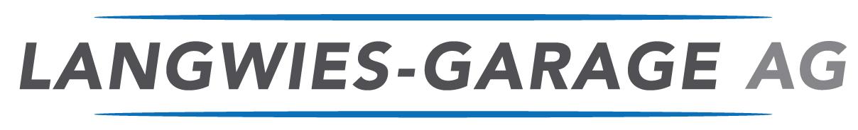 Logo Langwies-Garage AG